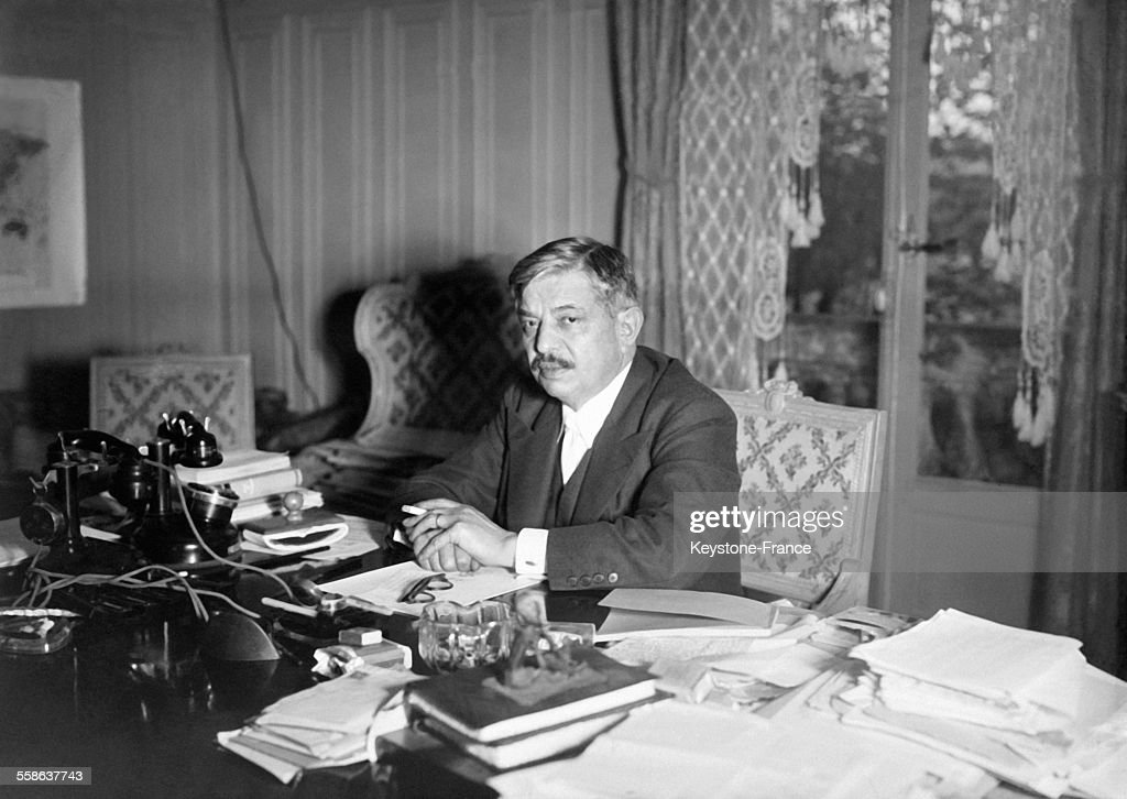 President Laval A Vichy Pictures Getty Images
