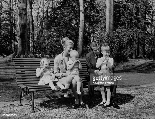 la famille royale de belgique pictures getty images. Black Bedroom Furniture Sets. Home Design Ideas