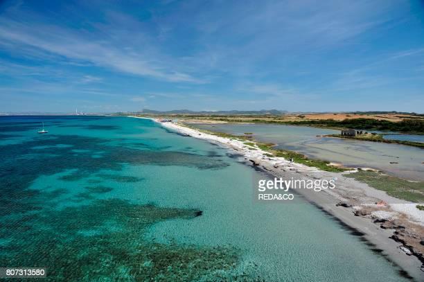 Le Saline Stintino Sardinia Italy Europe
