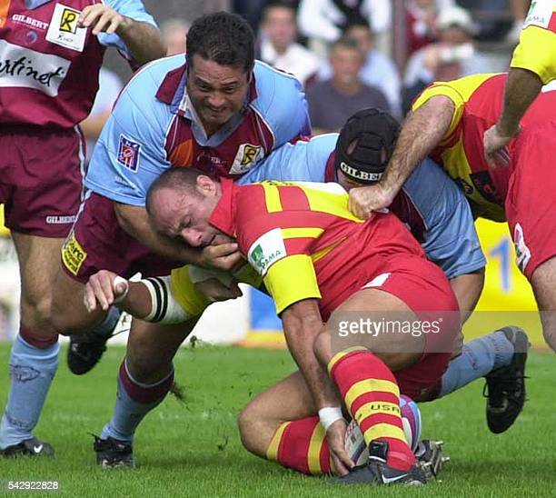 Poteau Rugby Photos Et Images De Collection