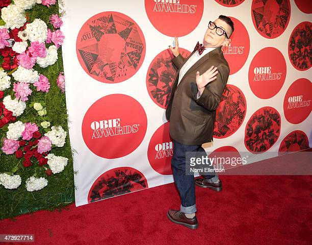 Lea DeLaria attends 60th Annual OBIE Awards at Webster Hall on May 18 2015 in New York City