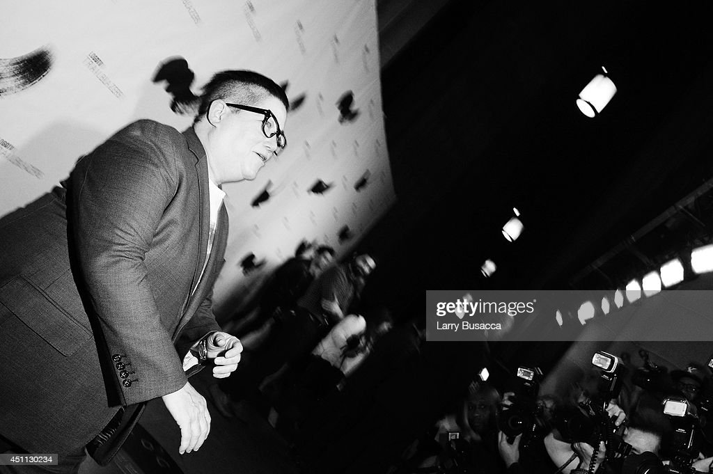 Lea DeLaria attends Logo TV's 'Trailblazers' at the Cathedral of St. John the Divine on June 23, 2014 in New York City.