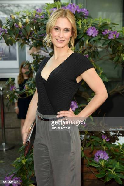 Lea Marlen Woitack attends the 25th anniversary party of the TV show 'GZSZ' on May 17 2017 in Berlin Germany