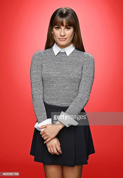 Lea Michele as Rachel on the sixth and final season of GLEE premiering with a special twohour event Friday Jan 9 2015 on FOX
