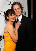 Lea Michele attends the 64th Annual Tony Awards at Radio City Music Hall on June 13 2010 in New York City
