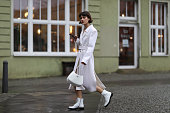 Street Style - Berlin - January 12, 2021
