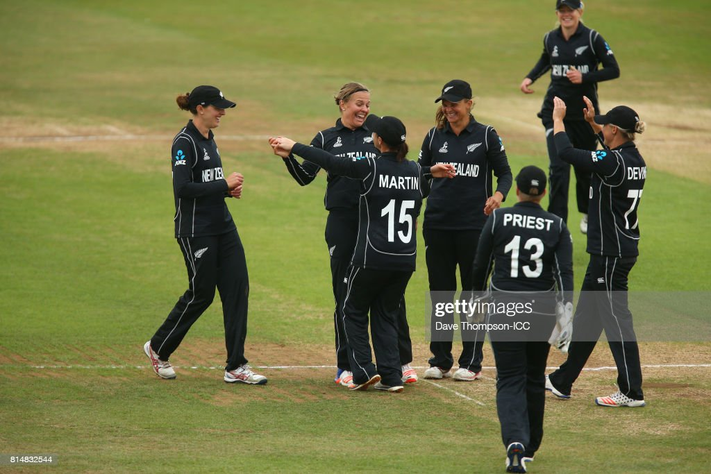 India v New Zealand - ICC Women's World Cup 2017