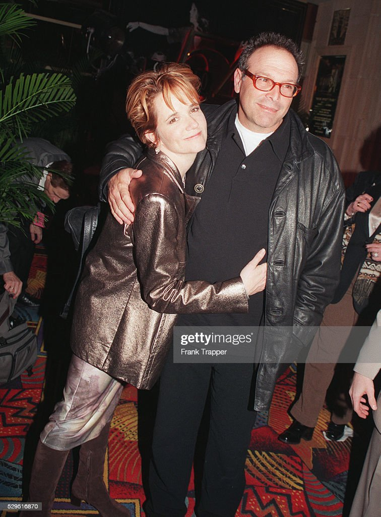 howard deutch lea thompson wedding
