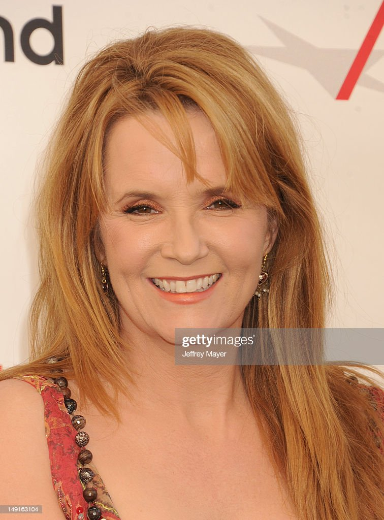 Lea Thompson arrives at the 40th AFI Life Achievement Award honoring Shirley MacLaine at Sony Pictures Studios on June 7, 2012 in Los Angeles, California.