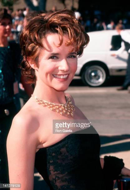 Lea Thompson at the 48th Annual Primetime Emmy Awards Pasadena Civic Auditorium Pasadena