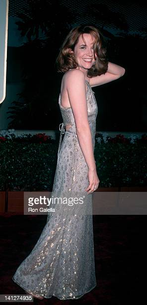 Lea Thompson at the 53rd Annual Golden Globe Awards Beverly Hilton Hotel Beverly Hills