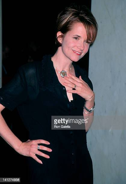 Lea Thompson at the American Oceans Camaign Partnership Awards Honoring Woody Harrelson Beverly Wilshire Hotel Beverly Hills