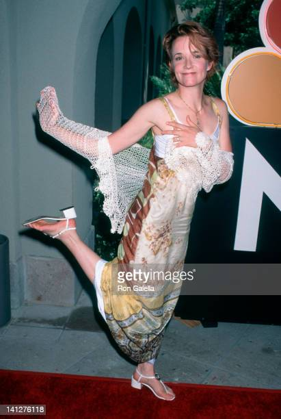 Lea Thompson at the NBC Sophomore Brunch Ritz Carlton Hotel Pasadena