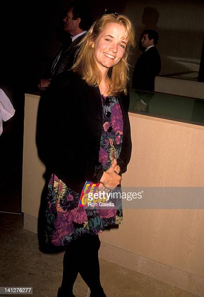 Lea Thompson at the Permanent Charities Committee Luncheon Beverly Hilton Hotel Beverly Hills