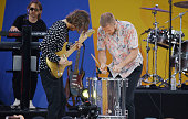"""Imagine Dragons Performs On ABC's """"Good Morning America"""""""
