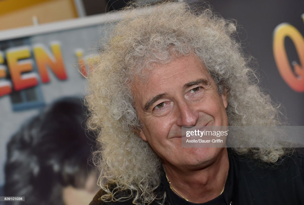 "Brian May Book Signing For ""Queen In 3-D"""