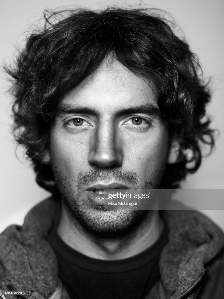 Lead singer Gary Lightbody of Snowpatrol is photographed for Billboard Magazine on December 6, 2011 in New York City.
