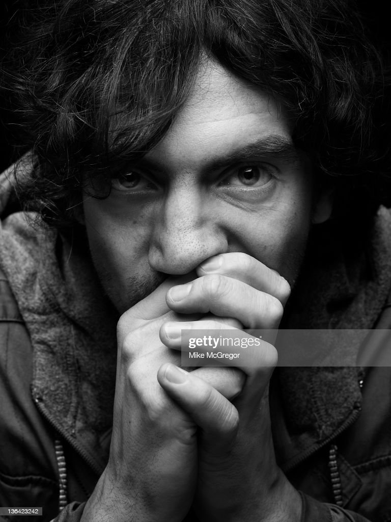 Lead singer Gary Lightbody of Snowpatrol is photographed for Billboard Magazine on December 6, 2011 in New York City. PUBLISHED