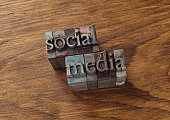 Lead type spelling ''social media''