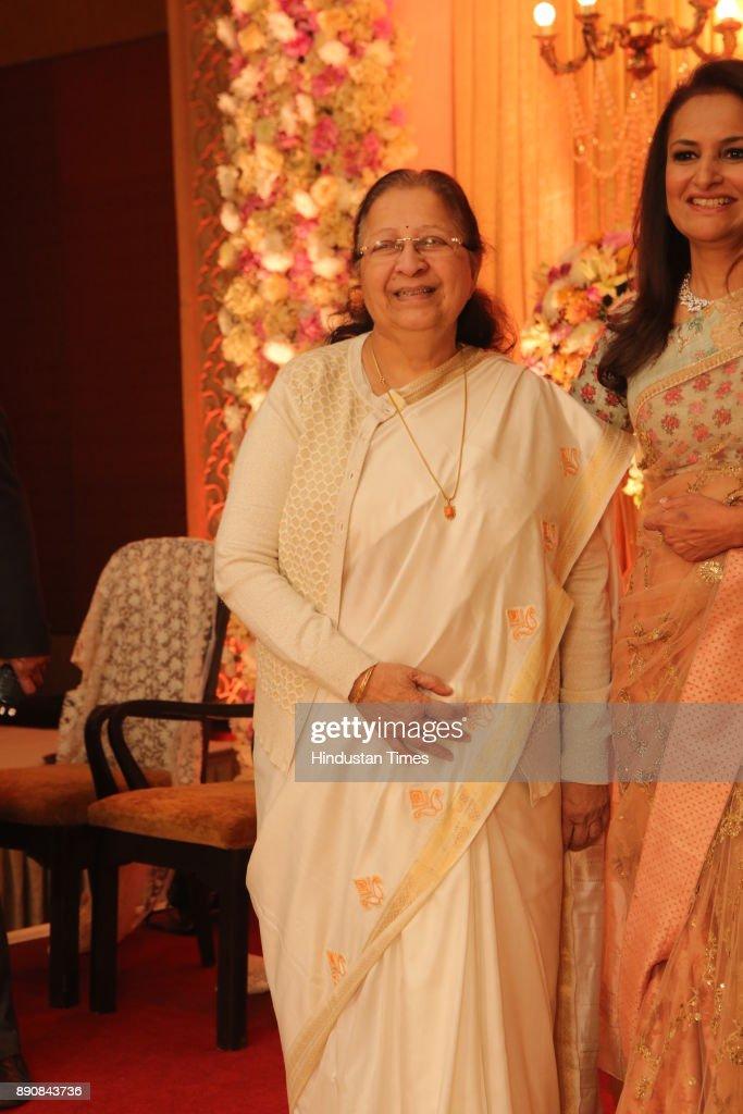 Wedding Reception Of Congress Leader Vivek Tankha's Daughter Vasundhara And Shiv Sharma