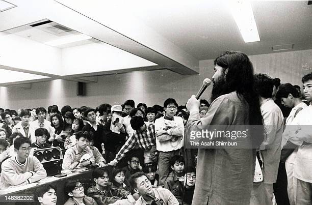 Doomsday cult Aum Shinrikyo tested sarin gas at Banjawarn station before Tokyo subway attack