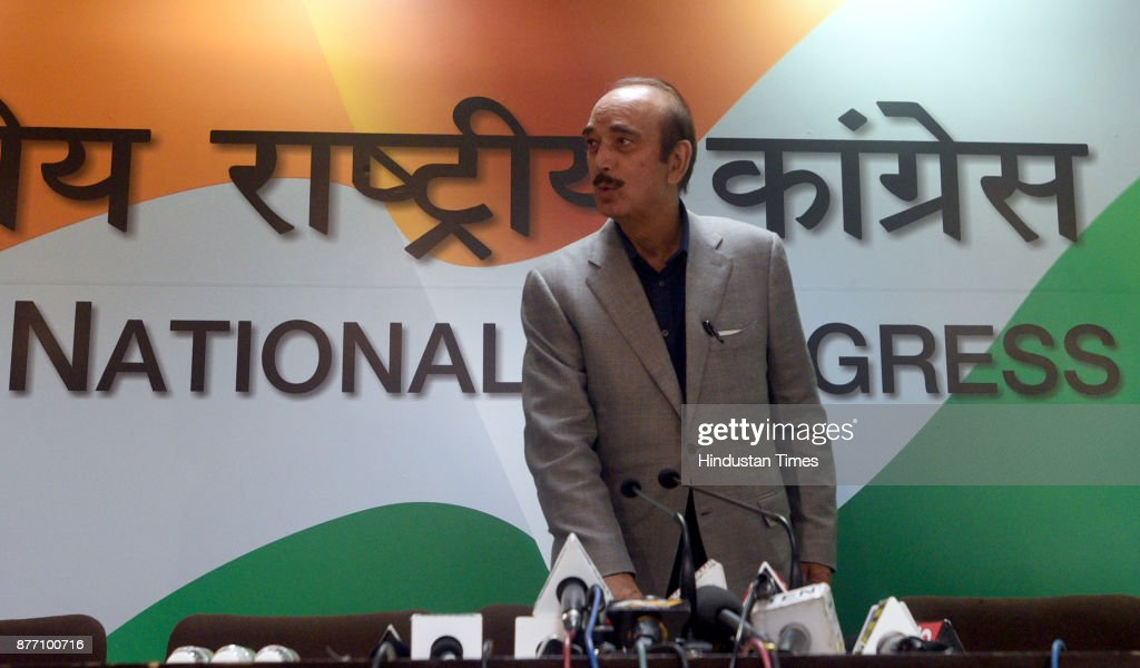 Congress Press Conference On Issue Of Delay In Parliament Session