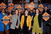 GBR: Jo Swinson Meets Senior Welsh Liberal Democrats At The Senedd