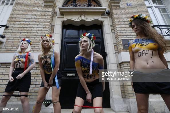femen protest louvre - photo #20