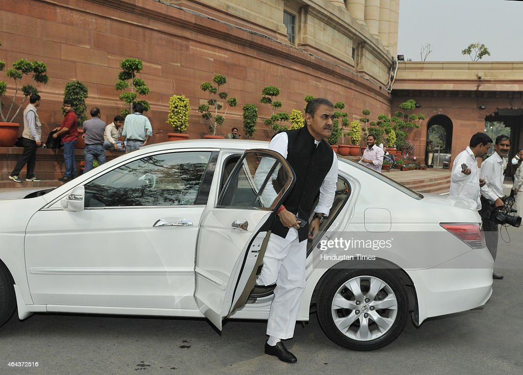 Indian Parliament Budget Session 2015