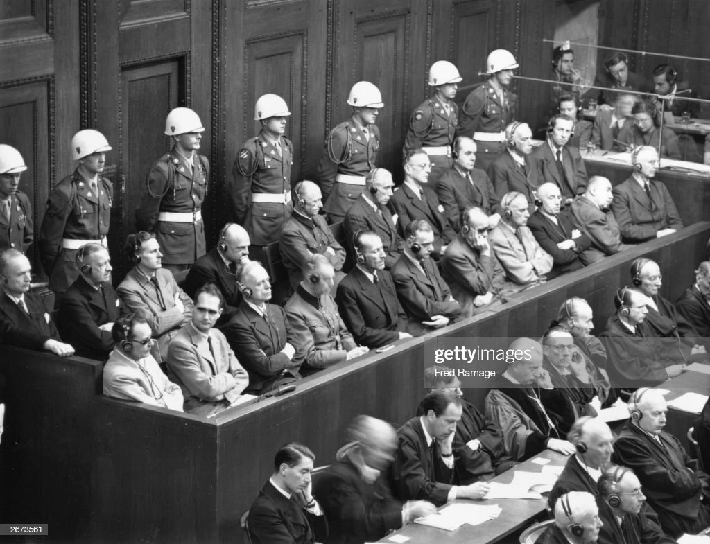 the details of the infamous trial at nuremberg Students will acquire knowledge of the tokyo war crimes trials and the associated he was a roosevelt new dealer and had once personally prosecuted such infamous american he concluded that these trials had a more racist tone than that of the nuremberg trials in germany.