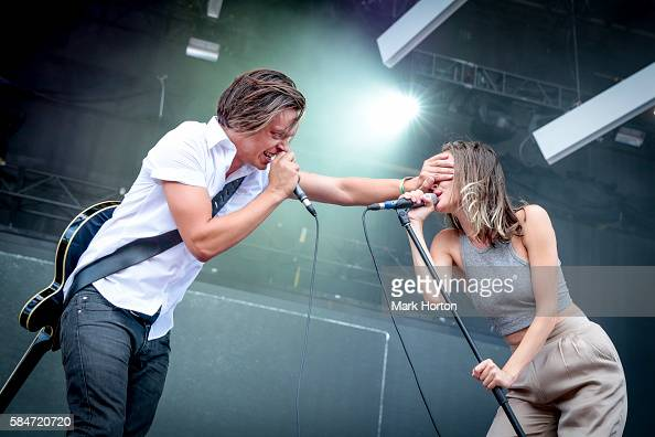 july talk peter and leah dating That's the space where the blinding contrasts in july talk's music—leah fay's crystalline communiqués vs peter dreimanis' three-cartons-a-day bark.