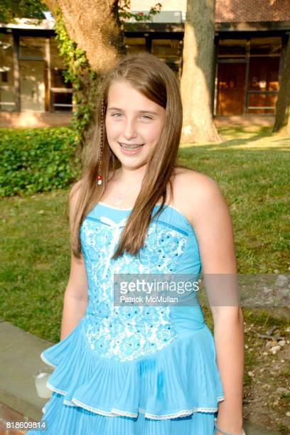 Leah Lane attends Opening of A Moment in Time by Stewart F Lane at Performing Arts Center on June 25 2010 in Dix Hills New York