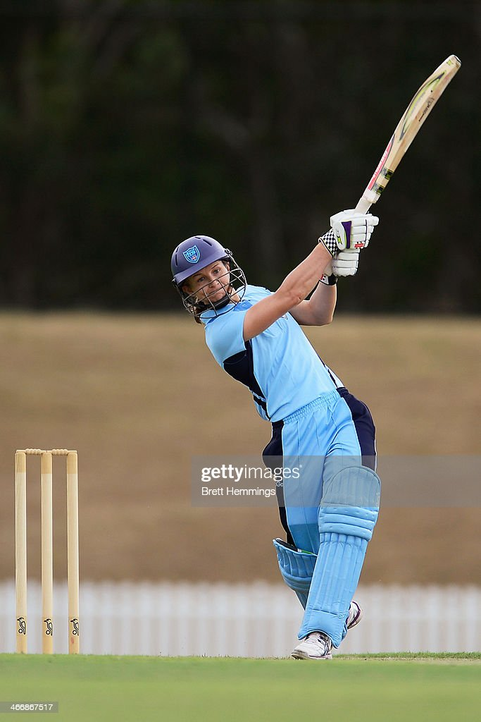 WT20 Semi Final - NSW v ACT