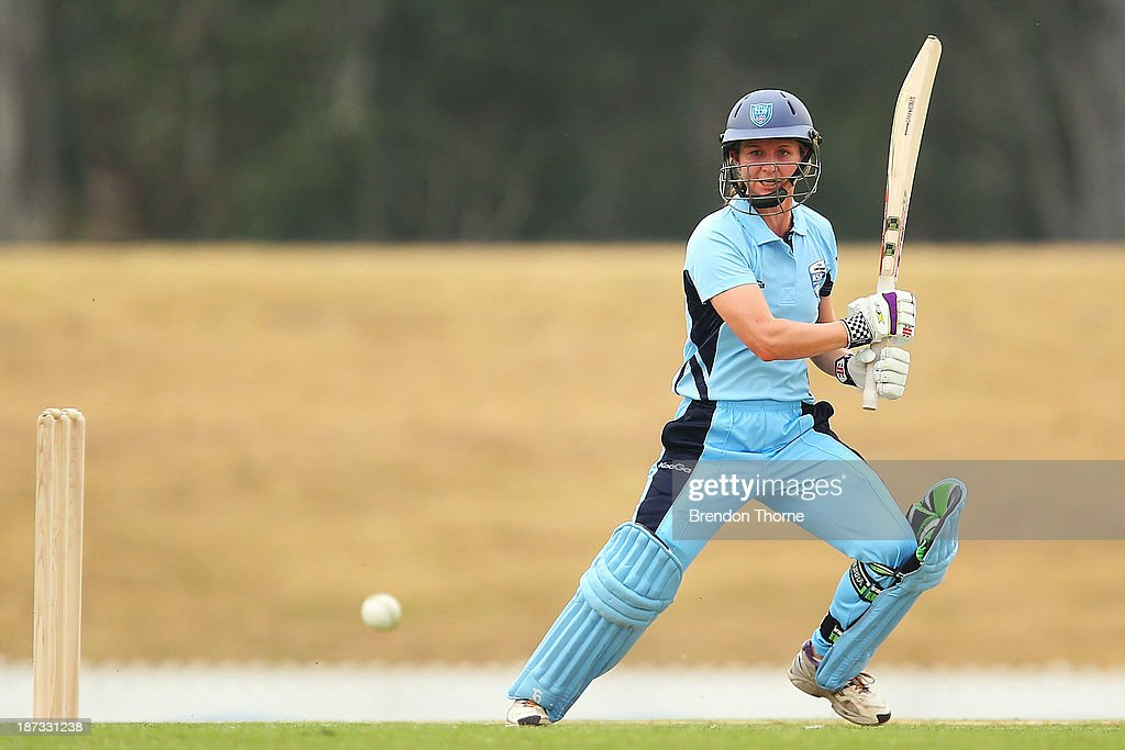 WT20 - NSW v VIC