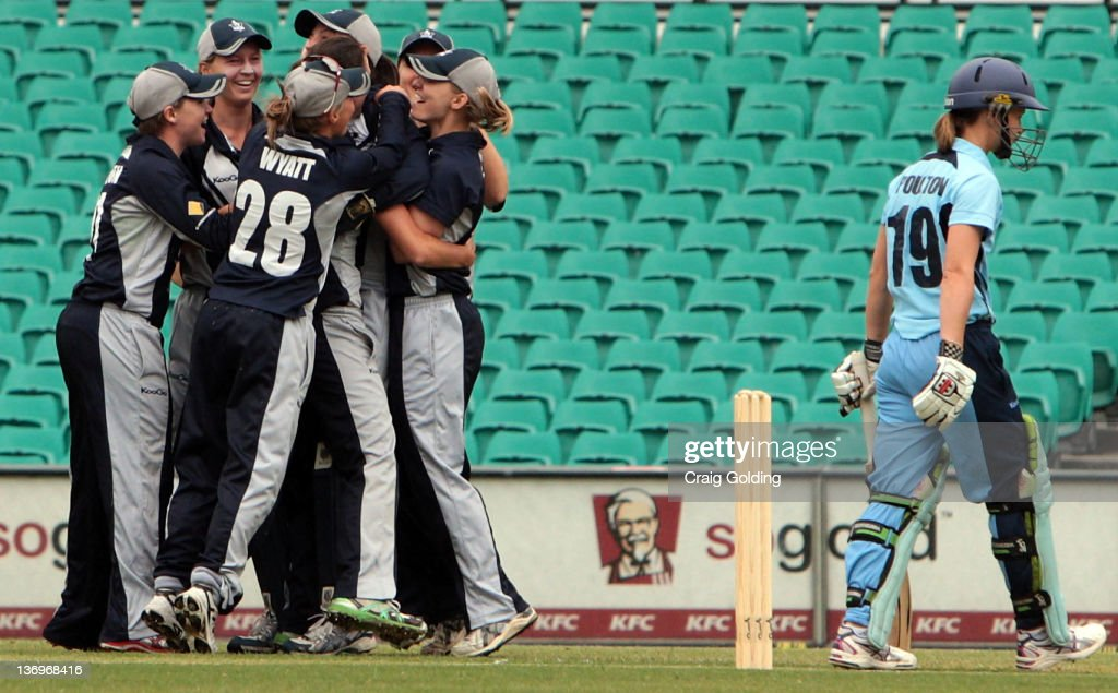 WNCL Final - Breakers v Spirit