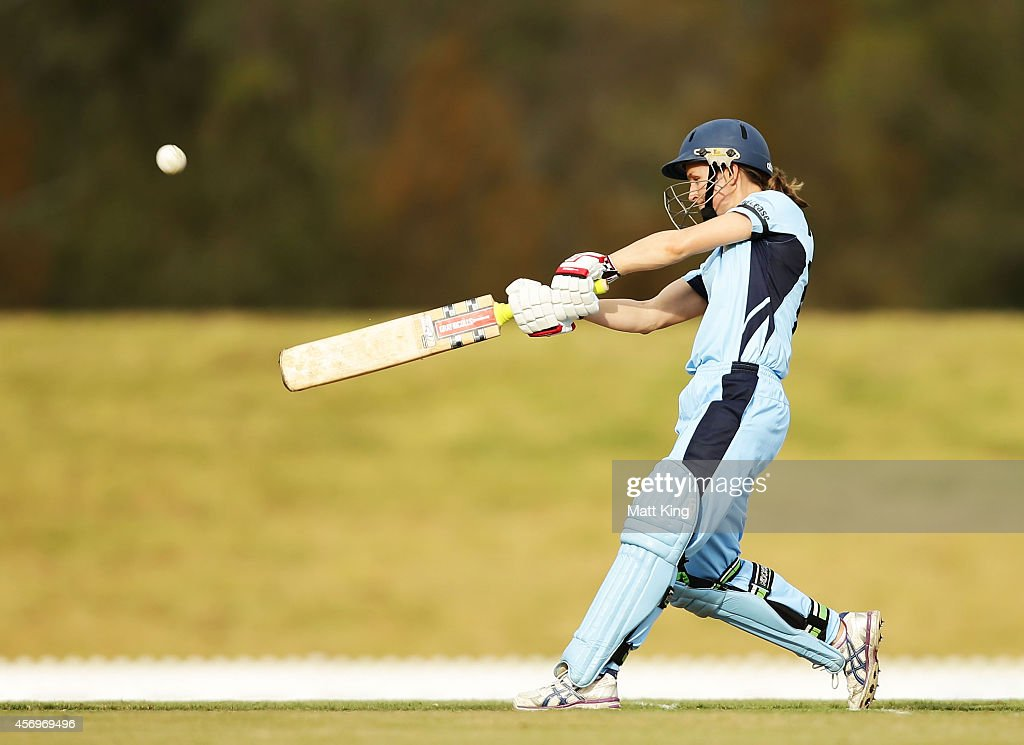 NSW v ACT - WT20