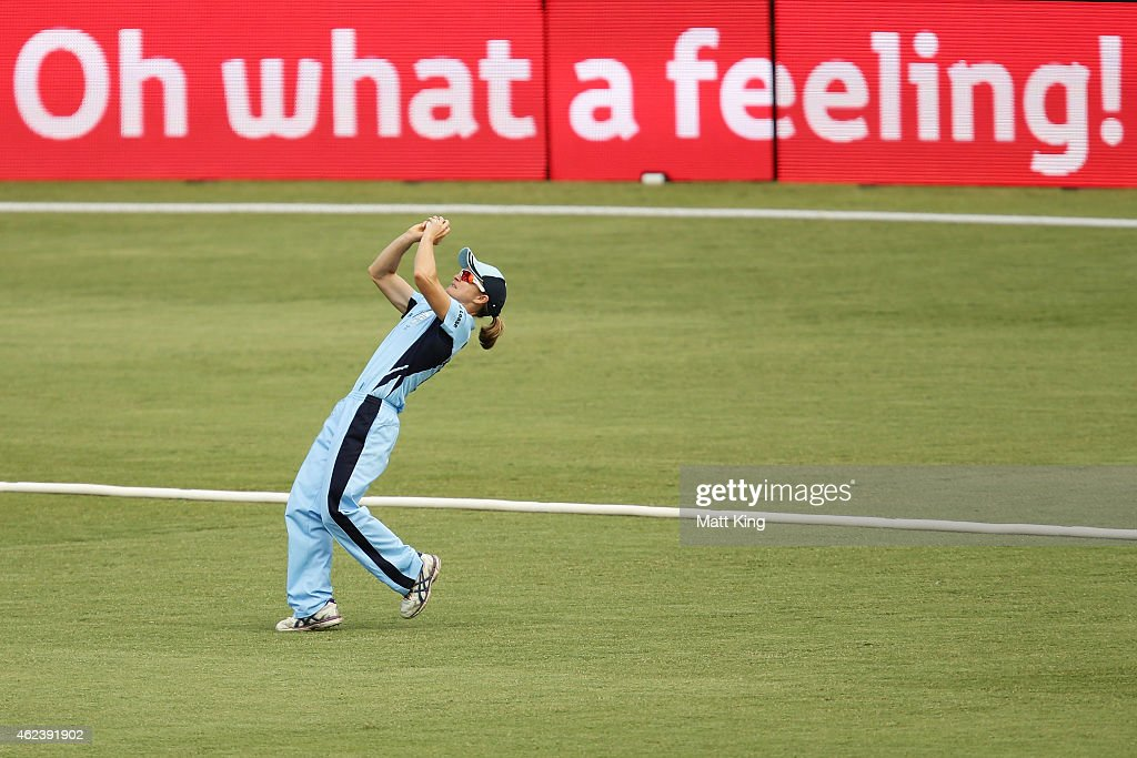 NSW v VIC - WT20 Final