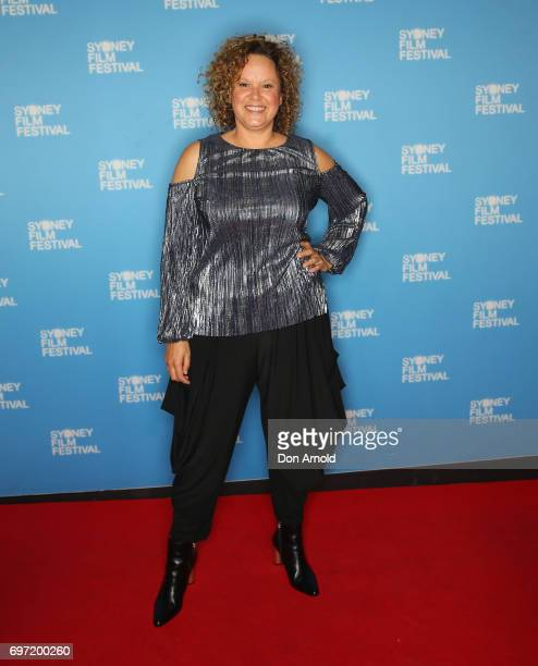 Leah Purcell arrives ahead of the Sydney Film Festival Closing Night Gala and Australian premiere of Okja at State Theatre on June 18 2017 in Sydney...