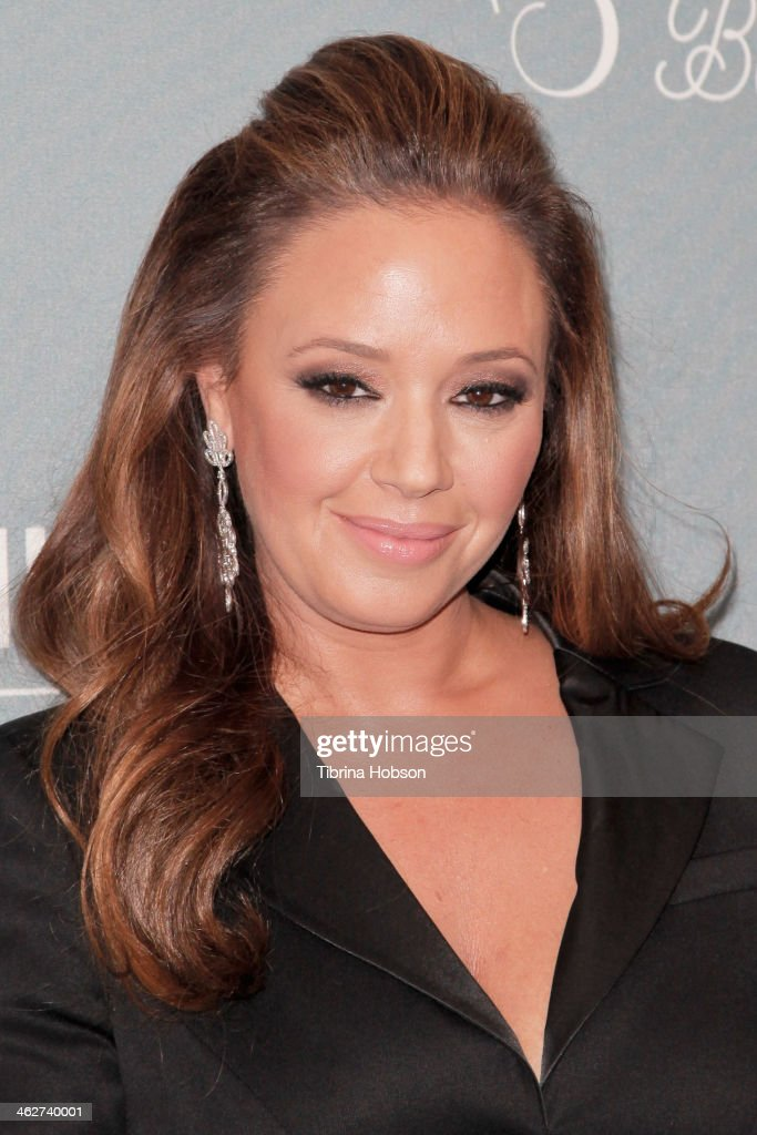 <a gi-track='captionPersonalityLinkClicked' href=/galleries/search?phrase=Leah+Remini&family=editorial&specificpeople=214062 ng-click='$event.stopPropagation()'>Leah Remini</a> attends the 2014 UNICEF ball presented by Baccarat at Regent Beverly Wilshire Hotel on January 14, 2014 in Beverly Hills, California.