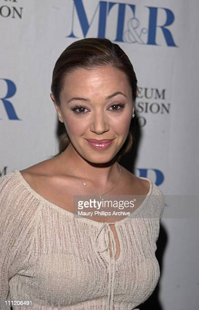 Leah Remini during 19th Annual The William S Paley Television Festival Presents 'The King of Queens' at Directors Guild Theater in Beverly Hills...