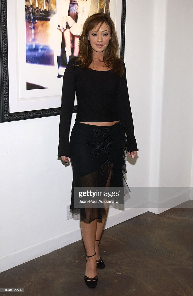 Leah Remini Hosts Artists Dean Karr, Ed Freeman and Phil Gordon Photo Exhibit