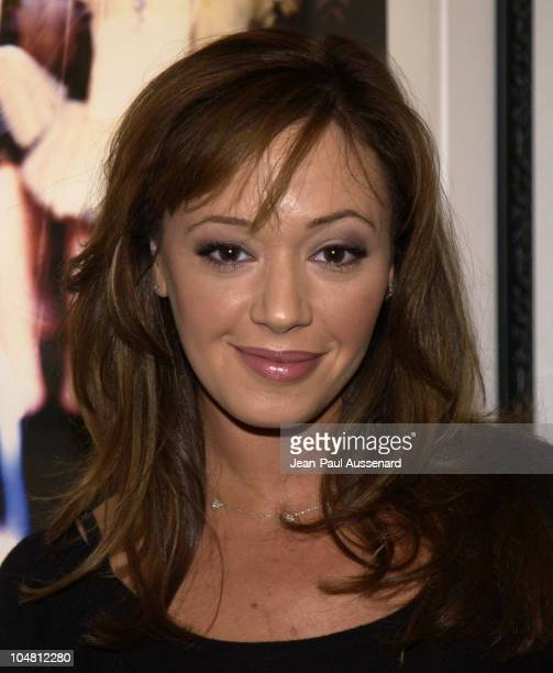 Leah Remini during Leah Remini Hosts Artists Dean Karr Ed Freeman and Phil Gordon Photo Exhibit at CITY Gallery at CITY Gallery in Loa Angeles...