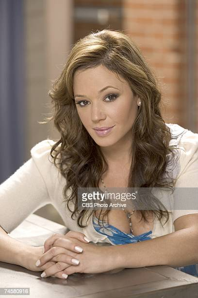 Leah Remini stars on THE KING OF QUEENS scheduled to air on the CBS Television Network