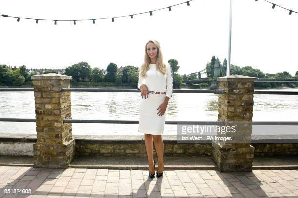 Leah Totton is unveiled as the winner of The Apprentice in London
