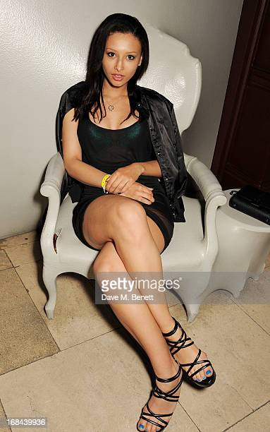 Leah Weller attends an after party celebrating the UK Premiere of the Netflix Original Series 'Arrested Development Season 4' at Sketch on May 9 2013...