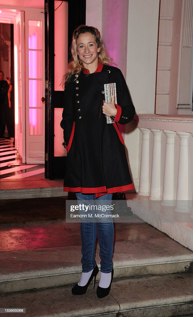 <a gi-track='captionPersonalityLinkClicked' href=/galleries/search?phrase=Leah+Wood&family=editorial&specificpeople=202595 ng-click='$event.stopPropagation()'>Leah Wood</a> attends a dinner hosted by W Magazine and Jimmy Choo on October 11, 2012 in London, England.