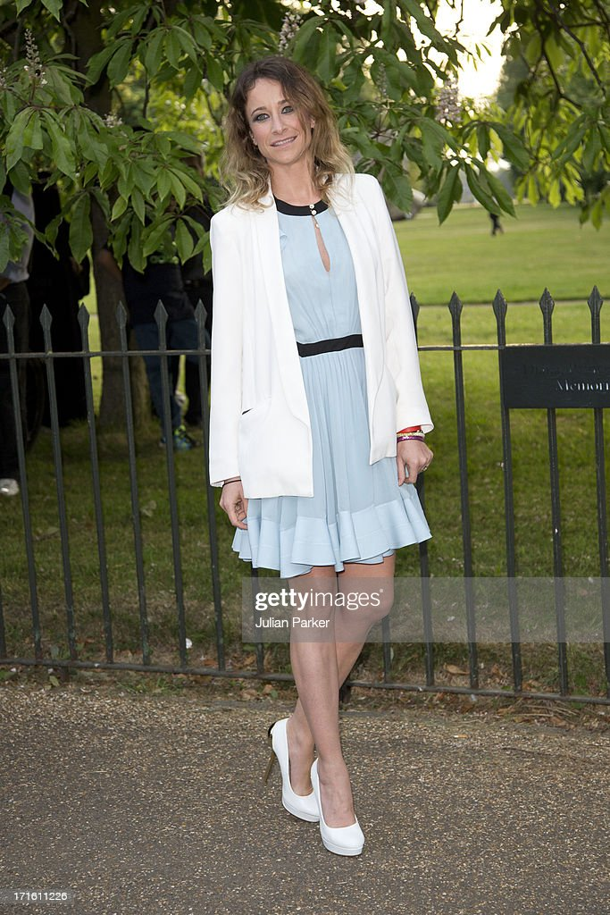 Leah Wood attends the annual Serpentine Gallery summer party at The Serpentine Gallery on June 26, 2013 in London, England.