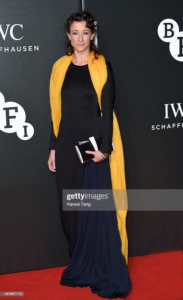 Leah Wood attends the BFI Luminous Funraising Gala at The Guildhall on October 6, 2015 in London, England.
