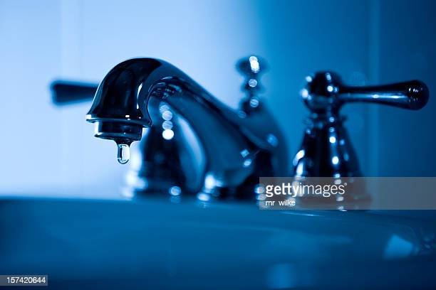 Tropfender Wasserhahn