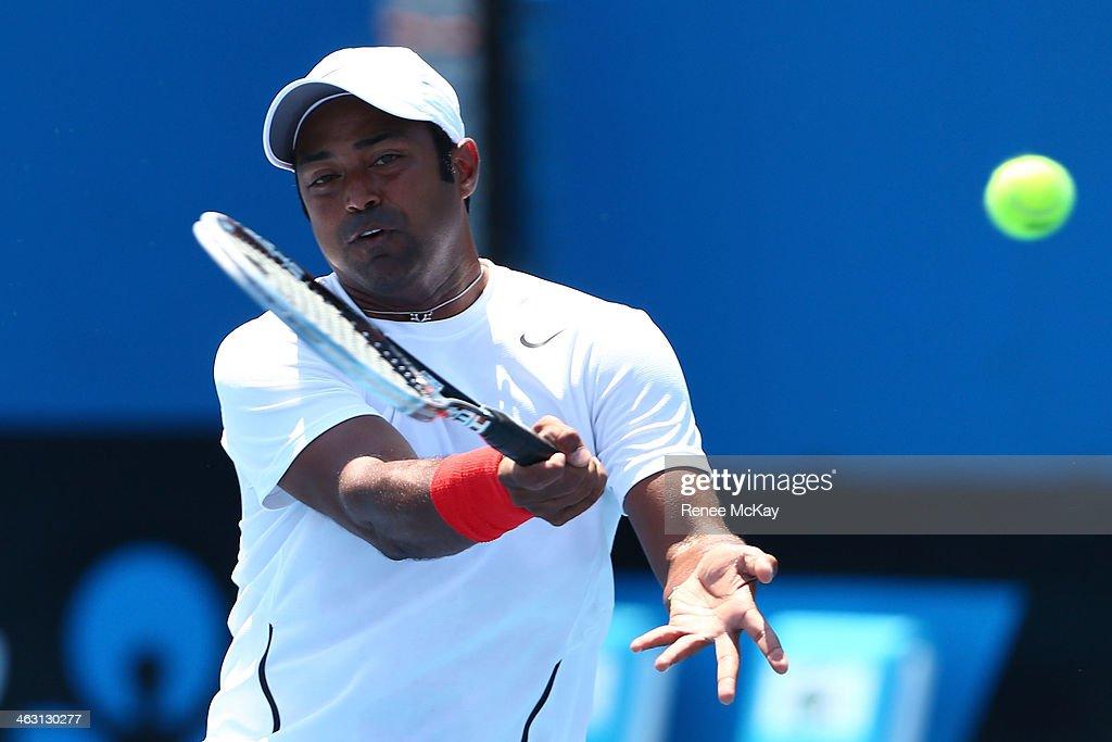 2014 Australian Open - Day 5 : News Photo
